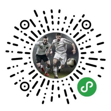 足球报名二维码