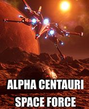阿尔法星太空部队