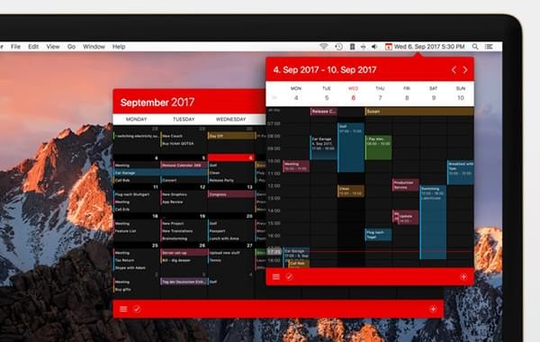 Calendar 366 II for Mac