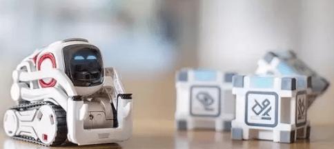 cozmo机器人
