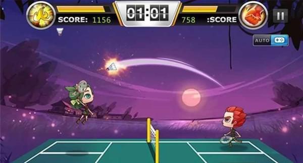 激战羽毛球游戏下载|激战羽毛球 安卓版v2.5.3051