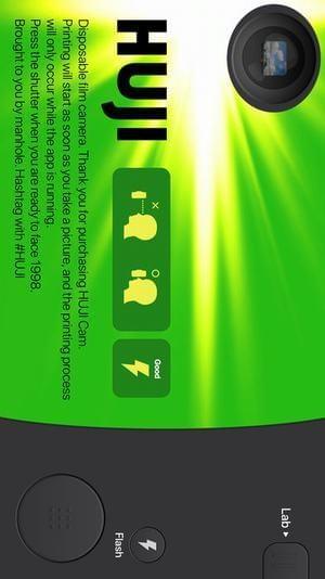 Huji Cam电脑版