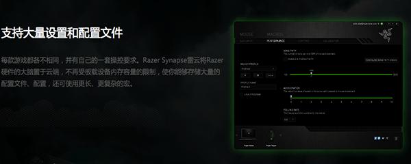 Razer Synapse Mac版