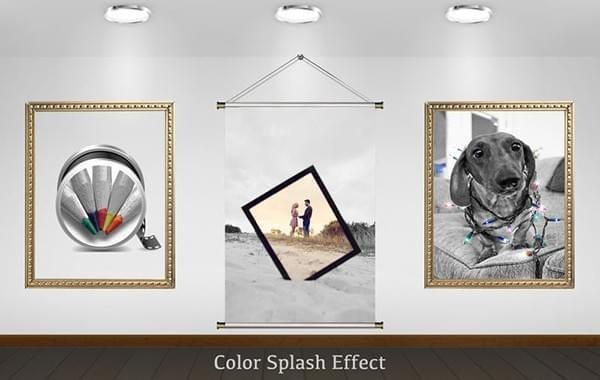 Color Splash Effect for Mac