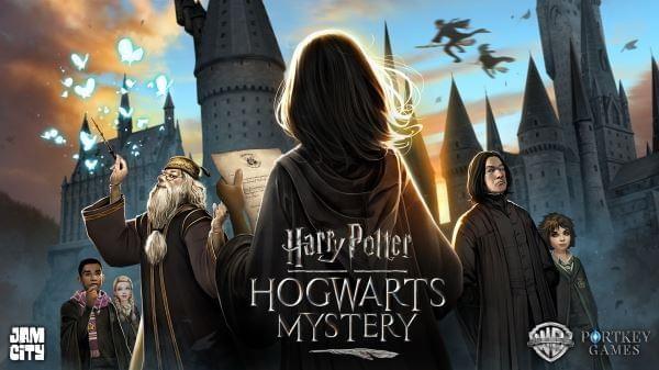 哈利波特霍格沃茨之谜游戏下载