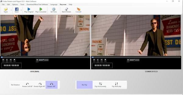 4dots Video Rotator and Flipper