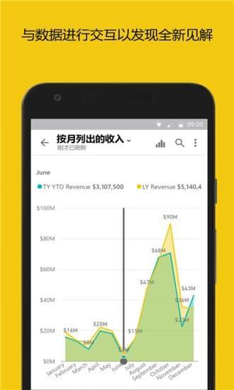 Power BI app