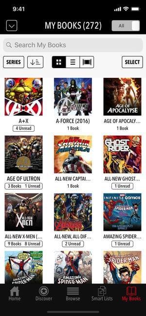 Marvel观漫侠免费apk下载