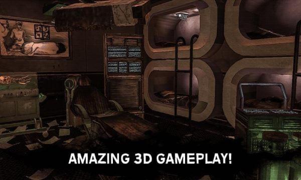 逃脱游戏被遗弃的人3D下载