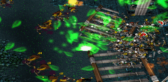 魔兽争霸3决战围城v5.0