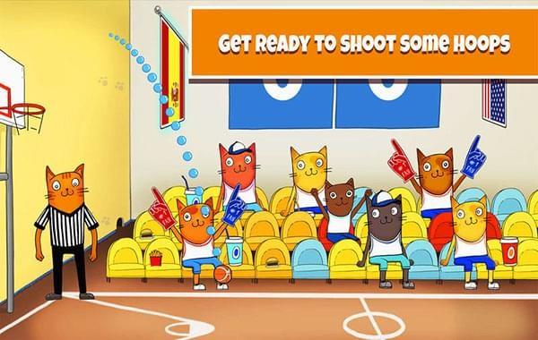猫猫篮球杯for Mac