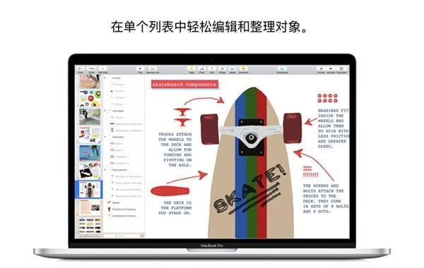 Keynote for Mac