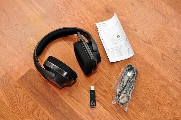 罗技G533游戏耳机驱动Mac版