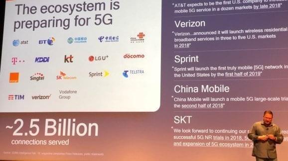 5G手机什么时候上市 5G手机上市时间介绍