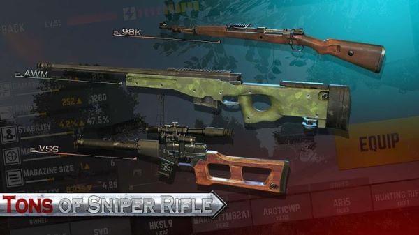 狙击手3D致命任务