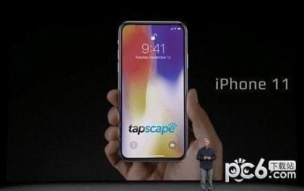 iPhone 11外观预览