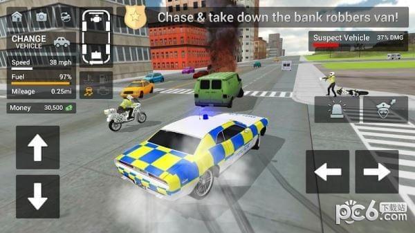 警车驾驶手游下载