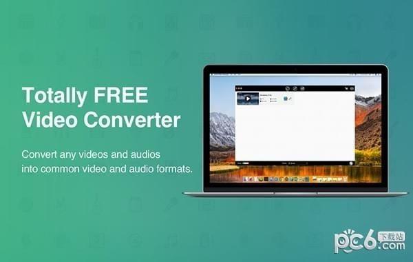 iFunia Video Converter Mac版