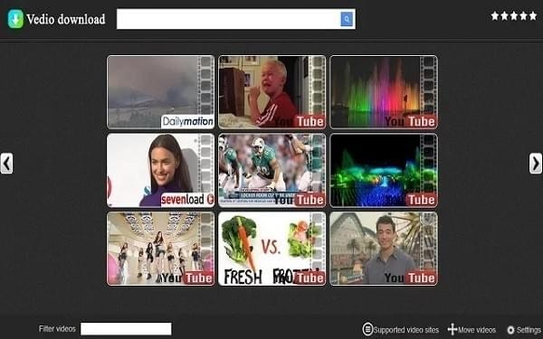 Video download helper Chrome插件