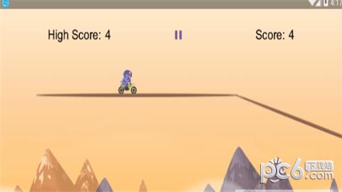 怪物骑行游戏下载