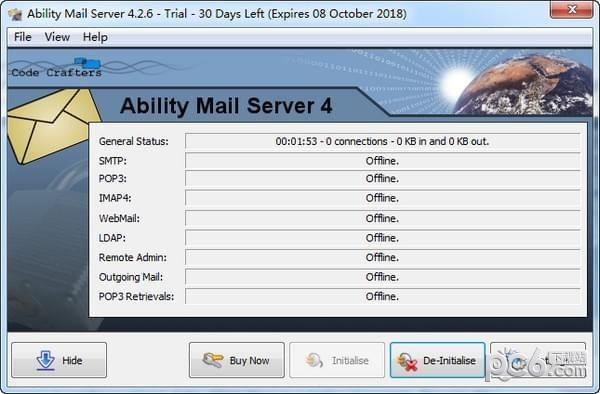Ability Mail Server(能力邮件服务器)