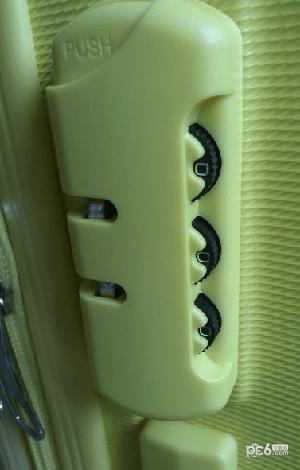 密码箱怎么设置密码锁图片