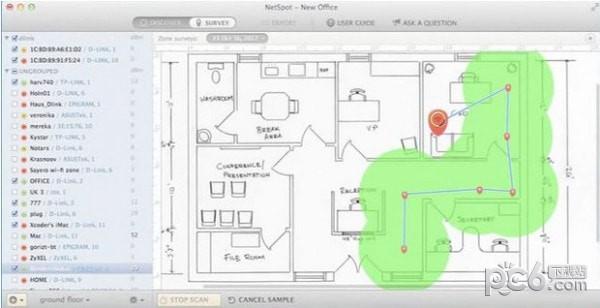 netspot(WIFI信号分析软件)