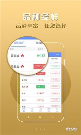 黄金微交易app下载