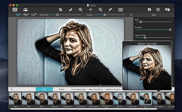JixiPix Simply HDR Mac版