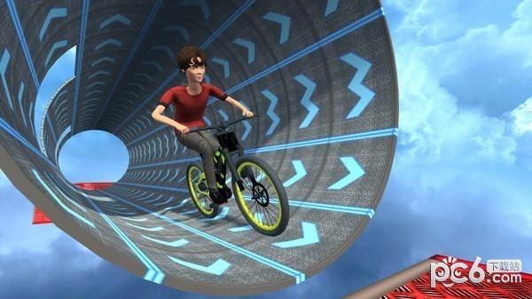 疯狂自行车极限特技游戏下载