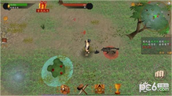 猎人荒野生存online