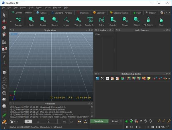 RealFlow 10(流体动力学软件) v10.1.2.0162免费英文版