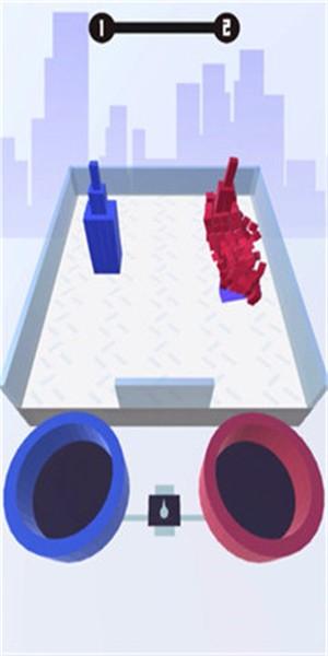 平衡方块3D