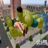 綠巨人城市突襲