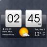 翻转时钟天气部件-v1.0.0