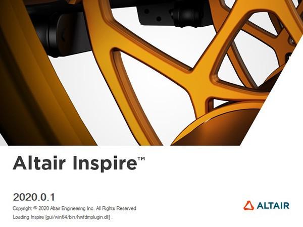 Altair Inspire(仿真设计软件)