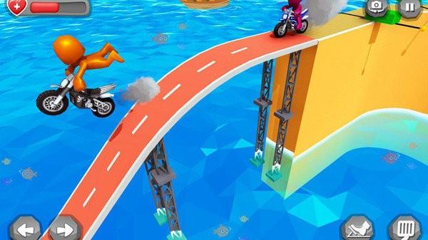 趣味单车竞赛3D游戏下载