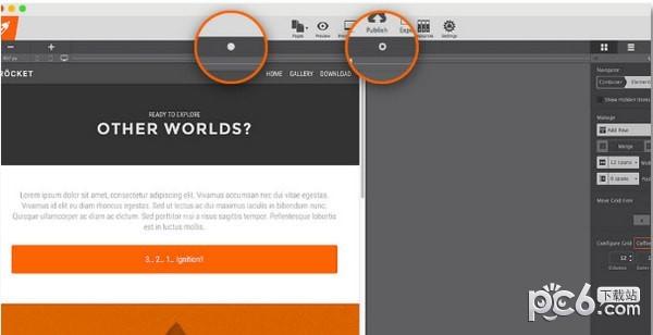 Responsive Site Designer(网站设计软件)