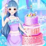 冰雪小公主做蛋糕 v1.5