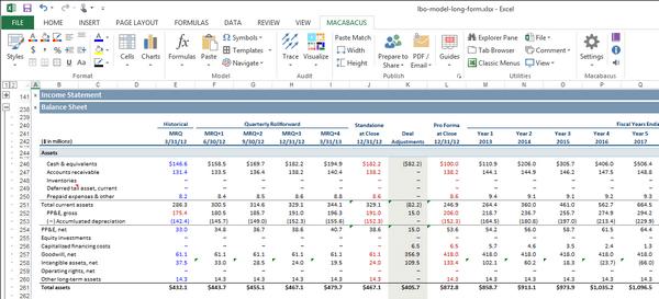 Macabacus for Microsoft Office(财务模板办公插件)