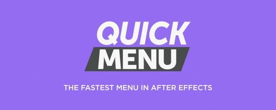 Quick Menu(特效�A�O快速�z索查找工具)