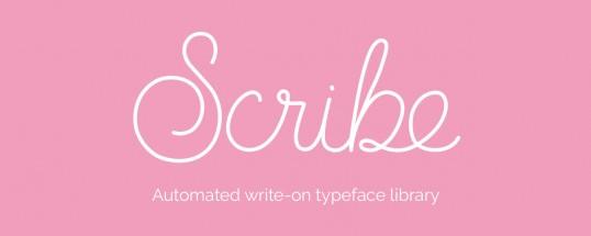 Aescripts Scribe(文字手��字�赢�效果AE�_本)