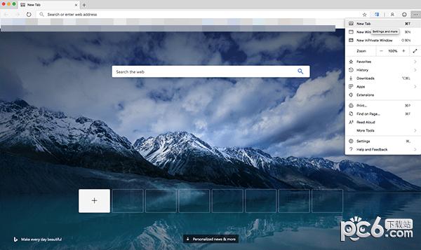 edge浏览器for Mac