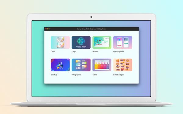 Kit for Affinity Mac版