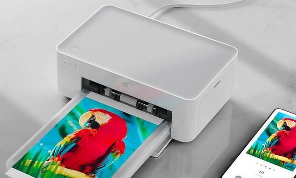小米米家照片打印机驱动