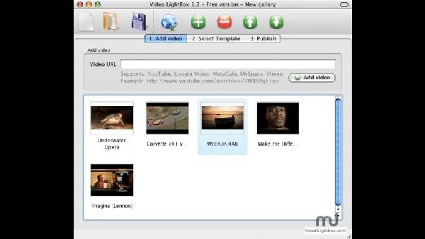 VideoLightBox Mac版
