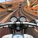摩托騎士公路交通