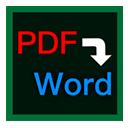 PDF转Word Mac版