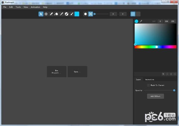 Pixelmash(像素图像生成器)