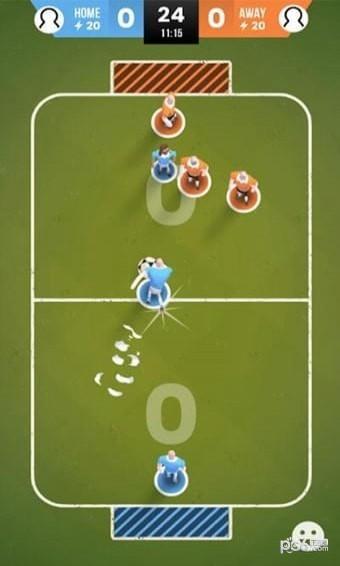 足球侵略者电脑版